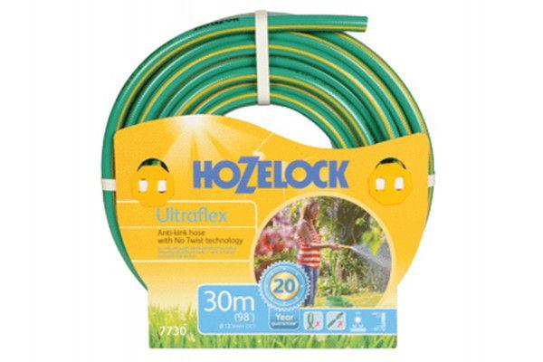 Hozelock Ultraflex Hose 30m 12.5mm (1/2in) Diameter