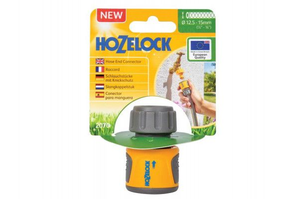 Hozelock 2070 Soft Touch Hose End Connector
