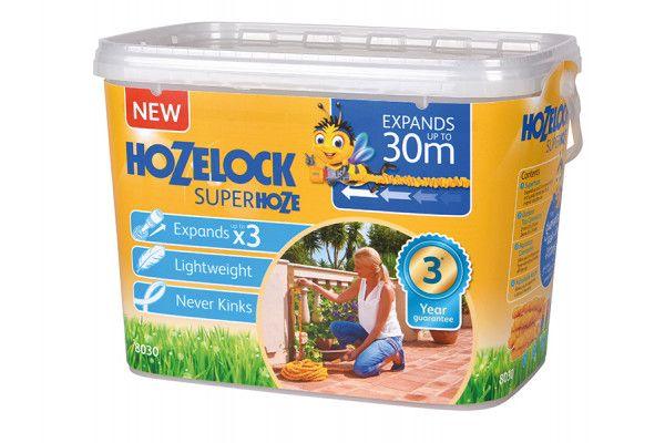 Hozelock Superhoze Expandable Hose 30m