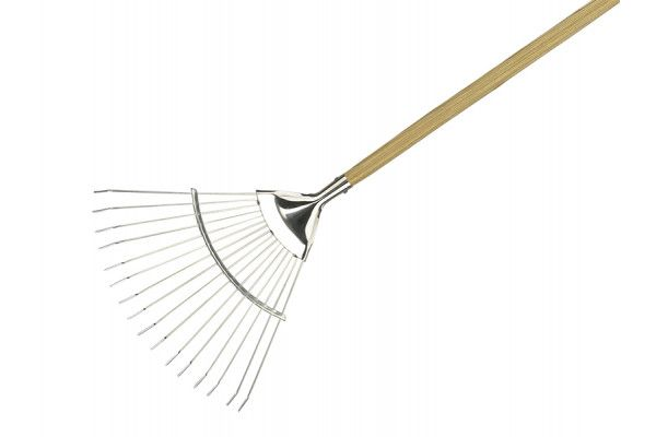 Kent & Stowe, Long Handled Lawn and Leaf Rakes