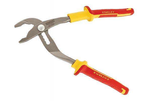 Stanley Tools FatMax® Maxsteel Waterpump Pliers VDE 255mm