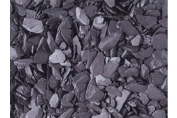 Blue Slate Chippings - 40mm