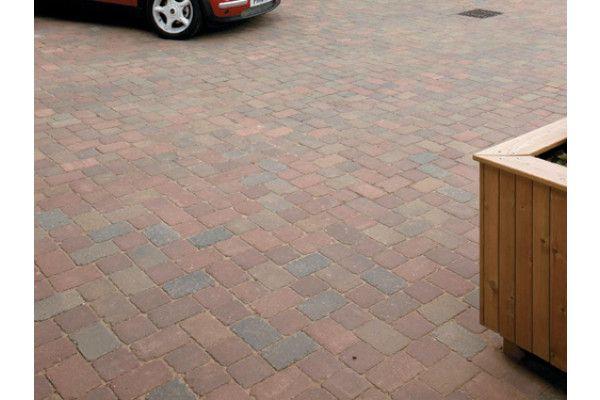 Bradstone - Woburn Rumbled Block Paving - Rustic - Single Sizes