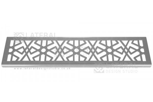 Aquascape - Drainage Channel Cover - Stainless Steel Grate - Aztex