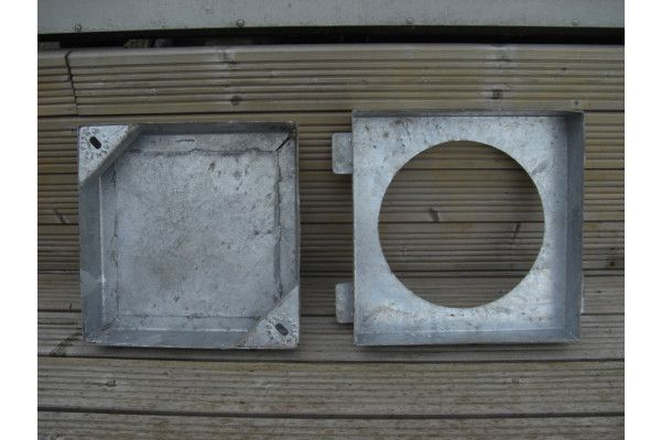 Manhole Covers - Block Paving - Recessed Tray