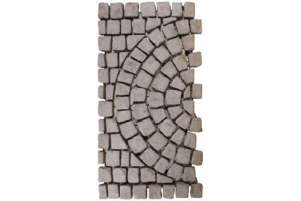 Bradstone - Carpet Stones - Cobble - Charcoal