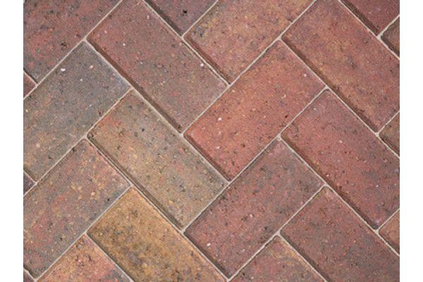 Bradstone - Block Paving - Driveway - Autumn - 200 x 100mm