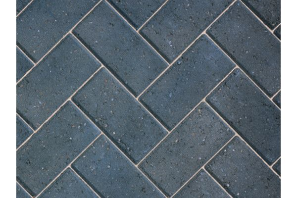 Bradstone - Block Paving - Driveway - Charcoal - 200 x 100mm