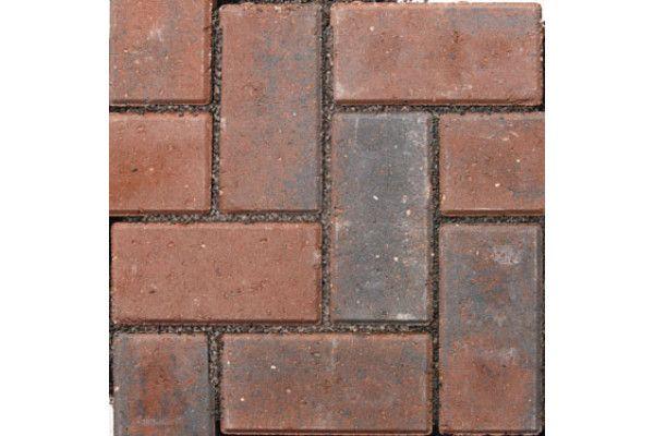 Bradstone - Block Paving - Driveway Infilta - Brindle - 200 x 100mm