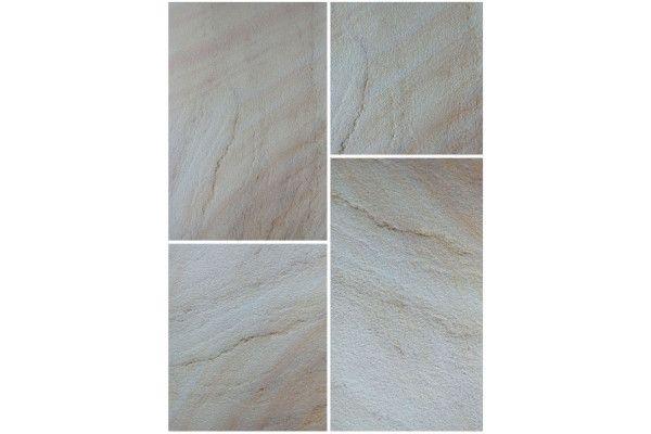 Bradstone - Grand Natural Sandstone - Caramel - Single Sizes