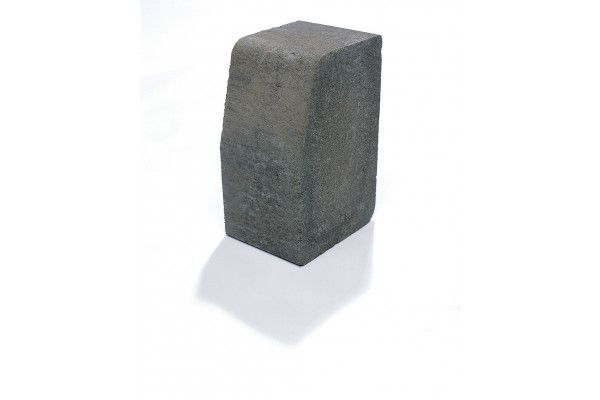 Bradstone - Block Kerbs - Charcoal - Large and Small (Individual Blocks)