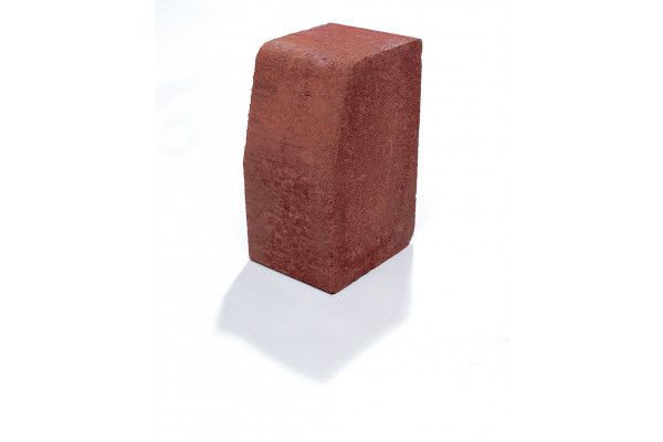Bradstone - Block Kerbs - Red - Large and Small