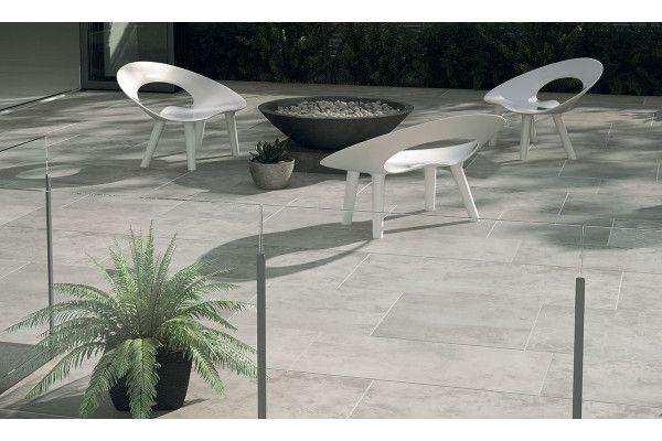 Bradstone - Manzano Mosaic Porcelain Collection - Pearl - Single Sizes (Individual Slabs)
