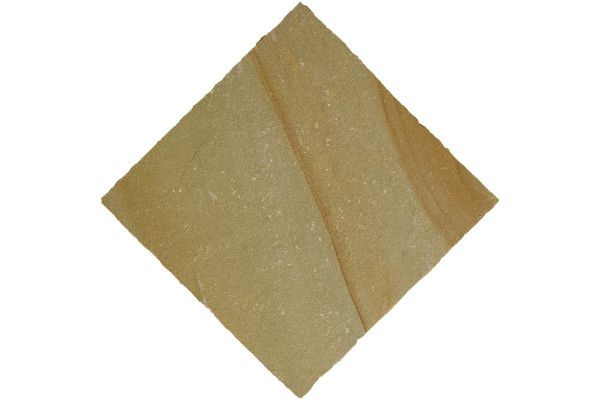 Bradstone - Natural Sandstone Paving - Autumn Green - Patio Pack