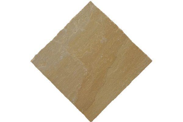 Bradstone - Natural Sandstone Paving - Autumn Green - Single Sizes