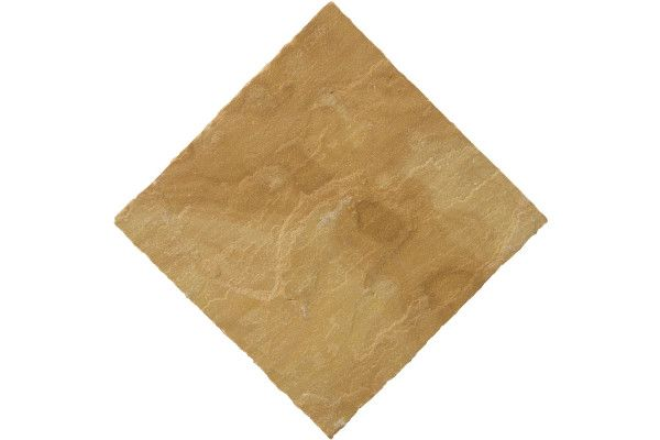 Bradstone Natural Sandstone Paving - Sunset Buff - Single Sizes (Individual Slabs)