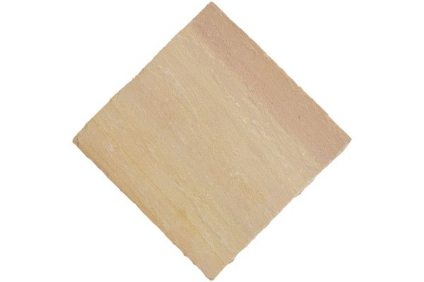 Bradstone - Natural Sandstone Paving - Sunset Buff - Single Sizes