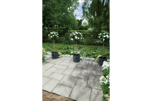 Bradstone - Old Town Paving - Grey Green - Patio Pack