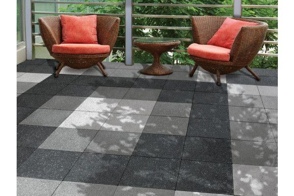 Bradstone - Panache - Ground - Midnight Grey, Silver Grey, White (Individual Slabs)