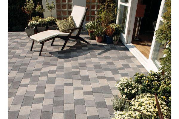 Bradstone - Block Paving - StoneMaster - Granite Grey Look - 300 x 100mm