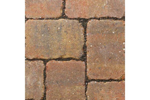 Bradstone - Woburn Rumbled Infilta Paving - Autumn - Single Sizes