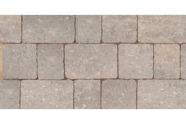Bradstone - Woburn Rumbled Block Paving - Silver - Single Sizes