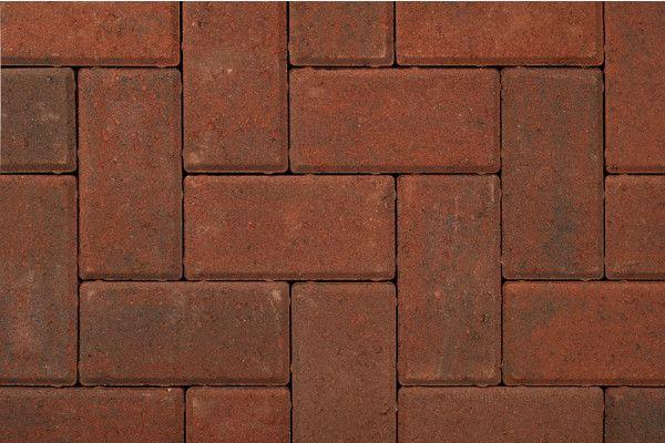 Castacrete - Driveway Block Paving - Brindle - 200 x 100mm - Individual