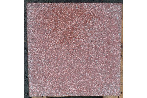 Oakdale - Centurion Textured Paving (Cheap) - Red - 450 x 450mm
