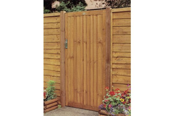 Grange - Side Entry Closeboard Gate