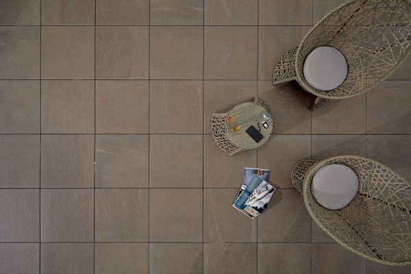 Castacrete - Italian Porcelain Collection - Colosseo Collection - Marrone - 600 x 600mm