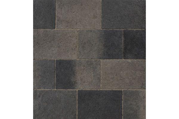 Marshalls - Concrete Driveway Block Paving - Drivesett Coppice - Pennant Blend