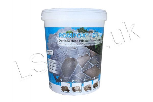 Romex - Rompox D1 - Neutral - Pavement Fixing Mortar Slurry 25Kg
