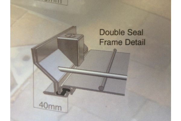 Recessed Manhole Covers - Double Seal - Galv (British)