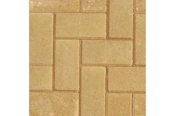 Marshalls - Concrete Driveway Block Paving - Driveline 50 - Buff