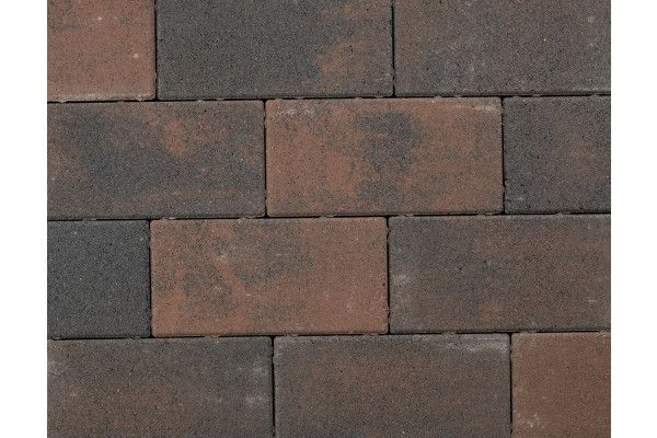Marshalls - Concrete Driveway Block Paving - Driveline Nova Smooth - Brindle
