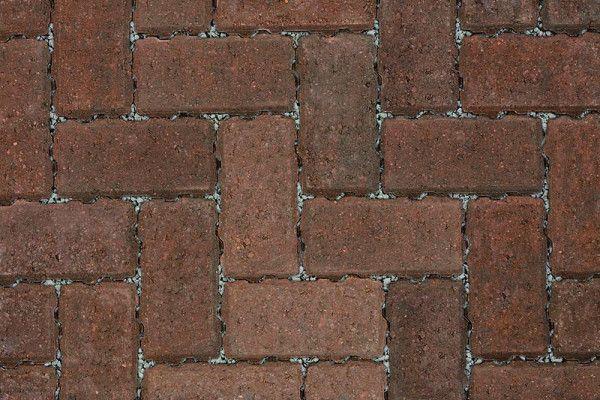 Marshalls - Concrete Driveway Block Paving - Driveline Priora - Burnt Ochre