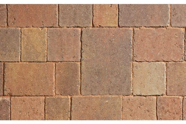 Marshalls - Drivesett Tegula Original - Autumn - Single Sizes