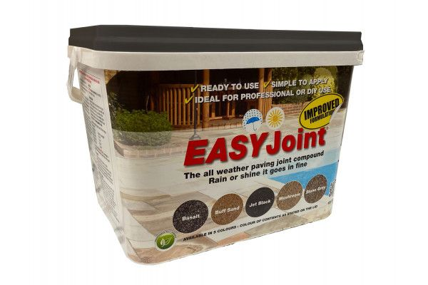 EASYJoint - Paving Grout - Jet Black - 12.5Kg