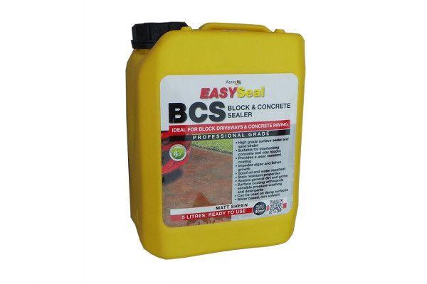 EASY Seal - BCS - Block and Concrete Sealer - 5l