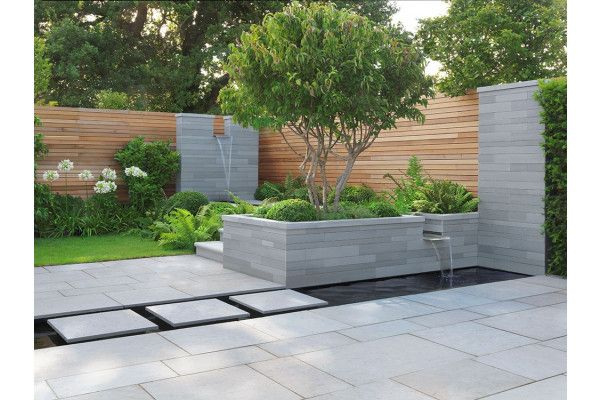 Stonemarket - Exilis Walling Sawn - Silver - Project Pack