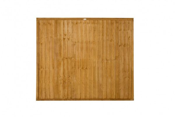 Forest - Featheredge Fence Panel