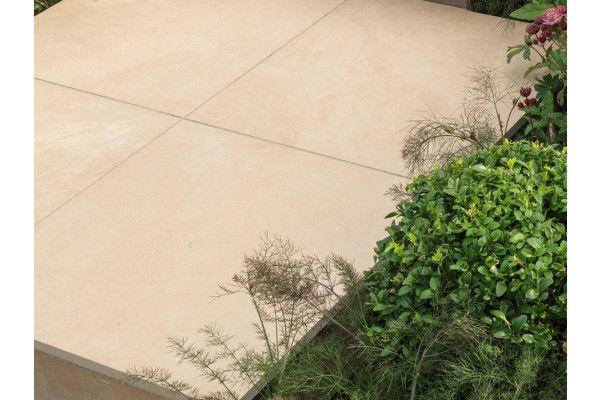 Stonemarket - Fortuna Vitrified Paving - Beige - 595 x 595mm