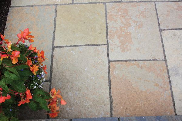 Global Stone - Limestone Collection 600 Series - Honey Blend - Project Pack