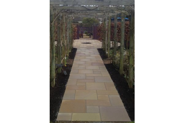 Global Stone - Artisan Collection - Serenity Paving - Sandalwood - Project Pack