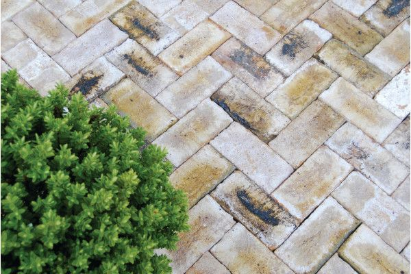 Global Stone - Clay Pavers Collection - Mellow Blend - 210 x 100mm - Individual