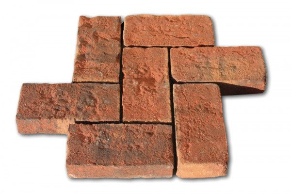 Global Stone - Clay Pavers Collection - Rose Cottage - 210 x 100mm