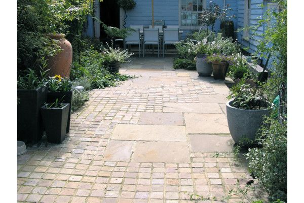 Global Stone - Driveway Setts - Autumn Blend - 100 x 100mm (Individual Setts)