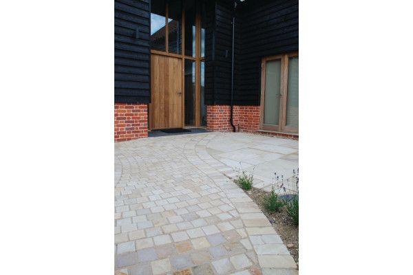 Global Stone - Driveway Setts - Mint - 100 x 100mm - Individual