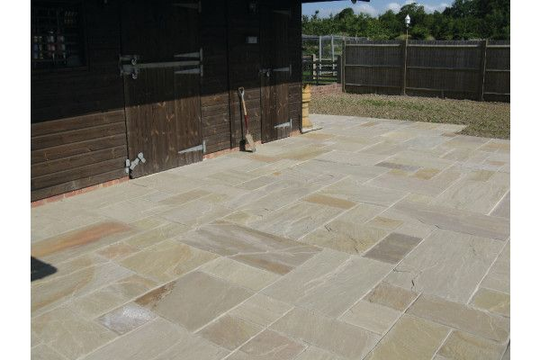 Global Stone   Gardenstone Collection   Raj Blend   Project Pack