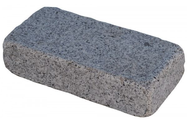 Global Stone - Polar Granite Driveway Cobbles Collection - Graphite Grey - 200 x 100mm